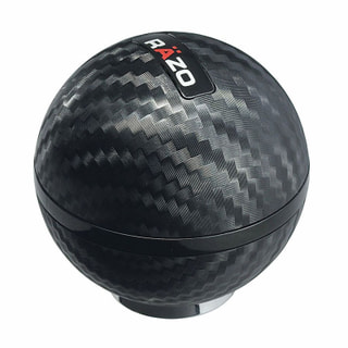 CARBON LOOK KNOB BK