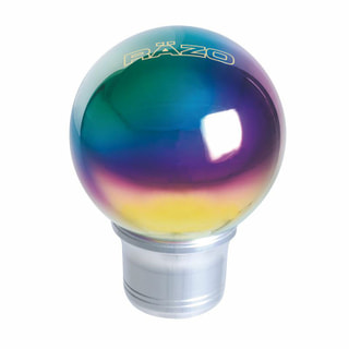 SHIFT KNOB R NEO CHROME
