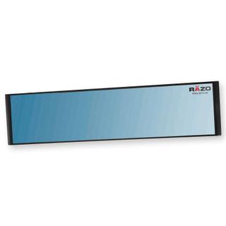REAR VIEW MIRROR 290MM BLUE